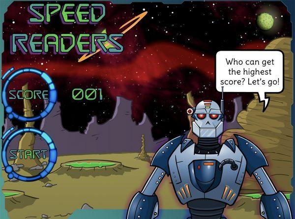 Speed readers - KS2 Guided reading
