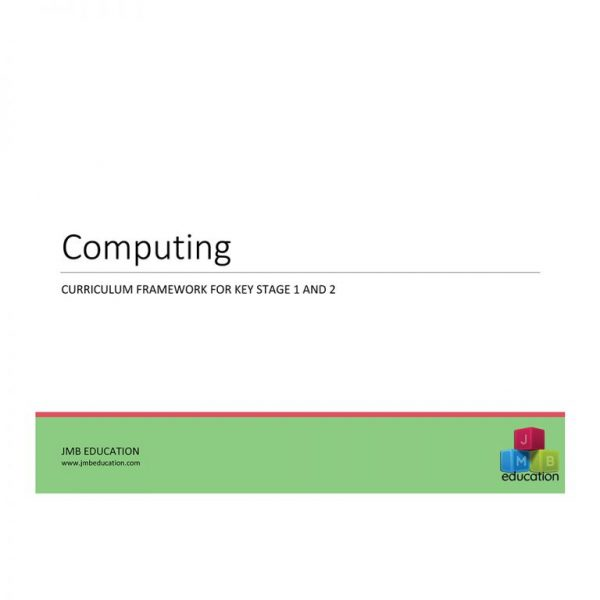 Curriculum framework - computing ICT progression of skills