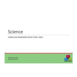 Curriculum framework - science progression of skills