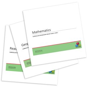 Curriculum framework - progression of skills