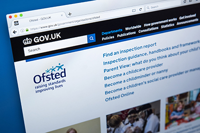 OFSTED framework 2021 update CPD